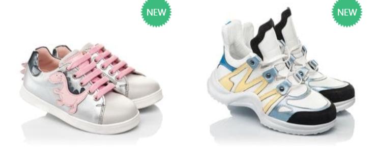 Большой выбор качественной детской обуви