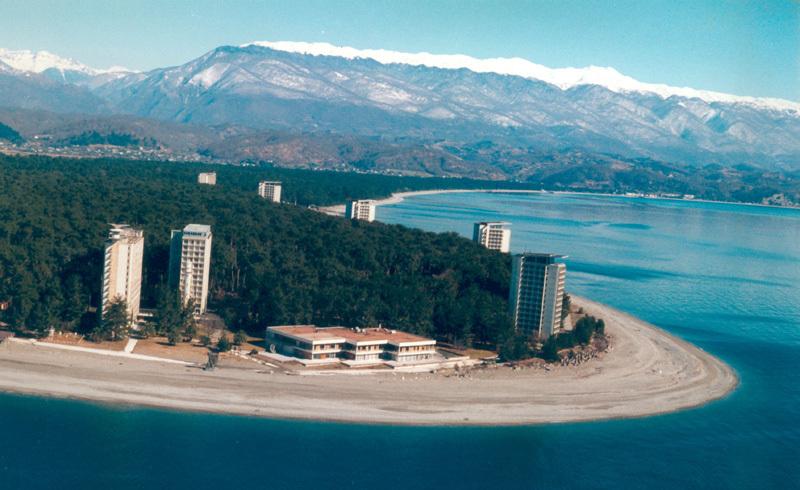 Доступный отдых в Абхазии