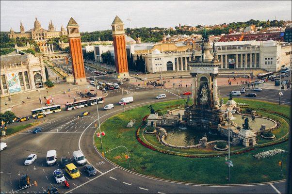 Неповторимая Барселона и ее прелести