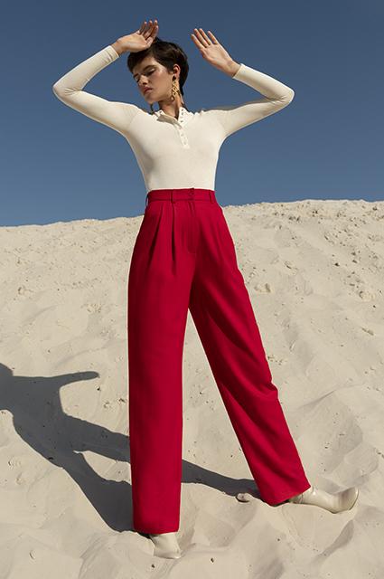 Осень в дюнах, Эдриен Броуди и ода кашемиру: смотрим новые лукбуки