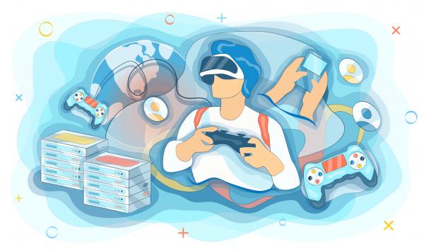 Хостинг игровых серверов в России