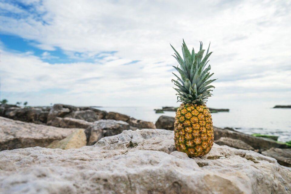 Названы полезные и вредные свойства ананасов для организма