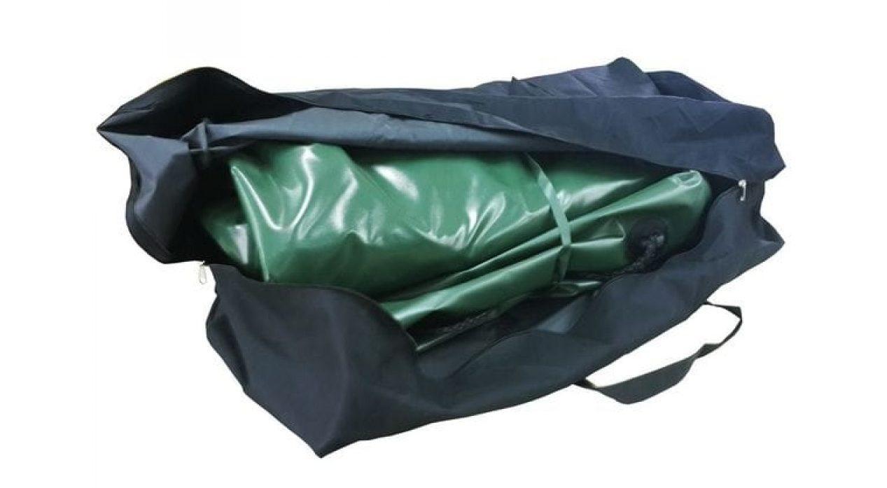 Качественные сумки из ПВХ для хранения и транспортировки надувных лодок