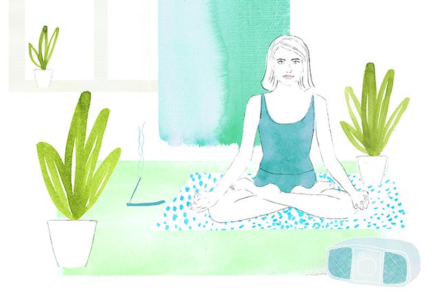 От пилинга до массажа головы: 5 практик весеннего обновления. И звезды их тоже практикуют