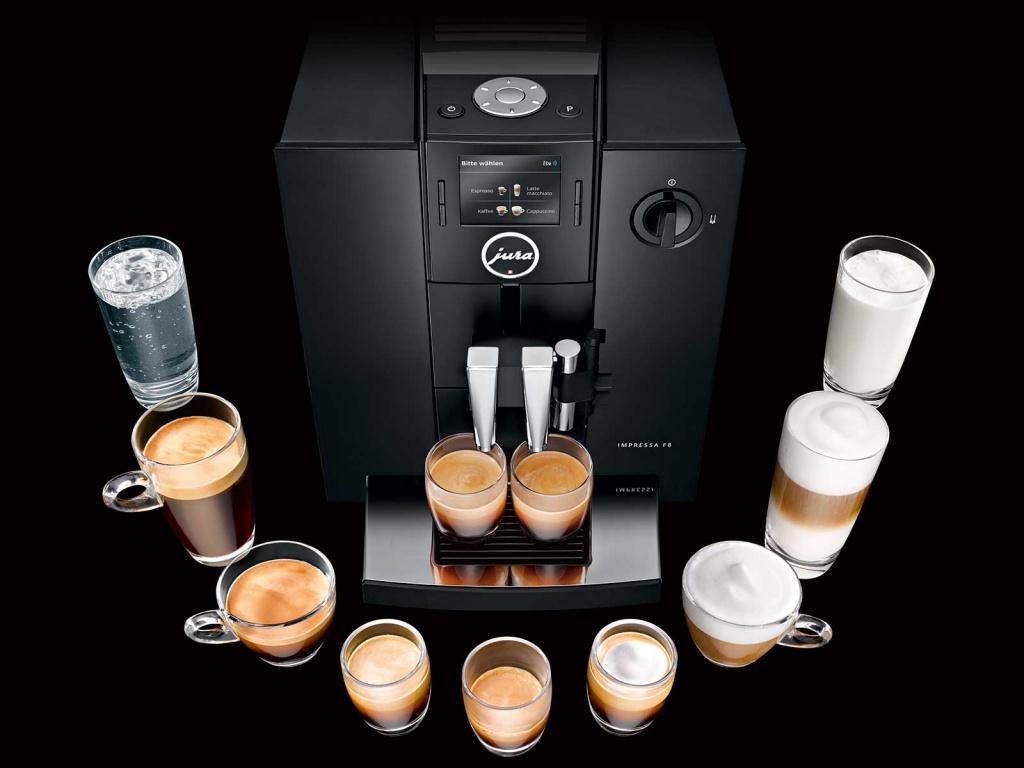 Какую кофемашину арендовать для кофейни
