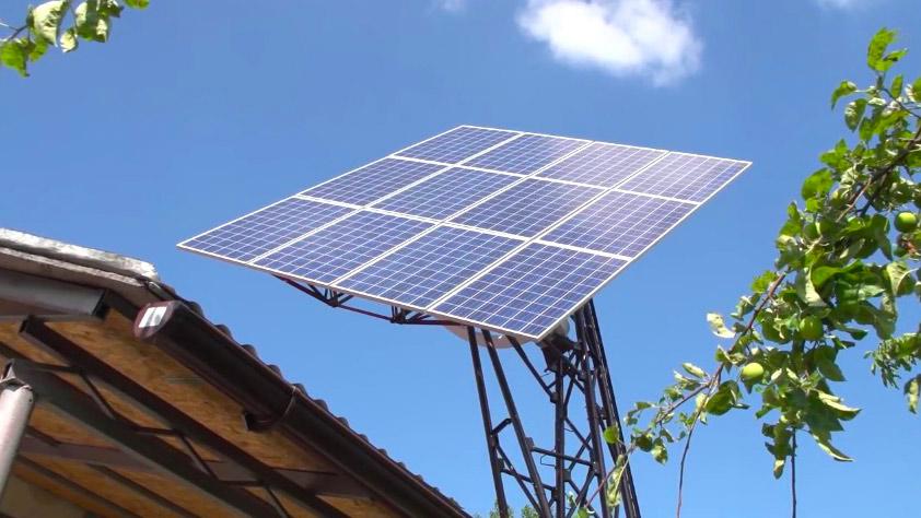 Солнечные батареи и электростанции под ключ