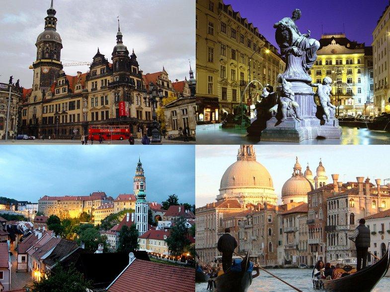 Где заказать интересный тур по Европе