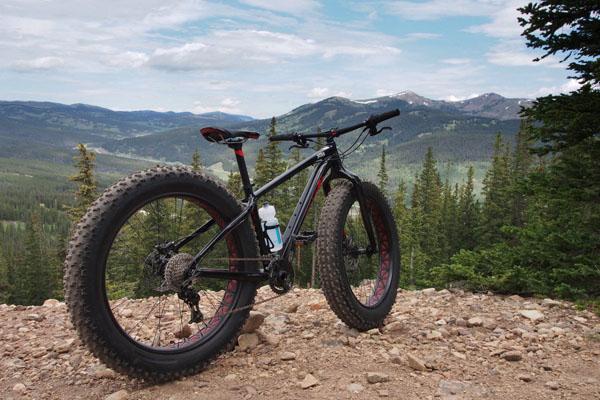 Фэтбайки – велосипеды с большими колесами