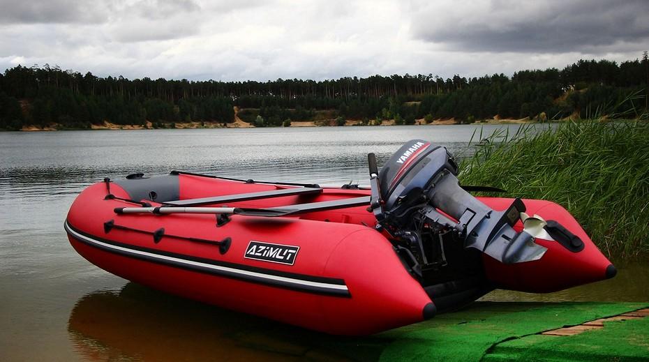 Каталог ПВХ лодок для ловли на глубине
