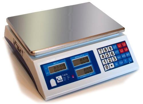 Электронные весы – идеальное оборудование для взвешивания