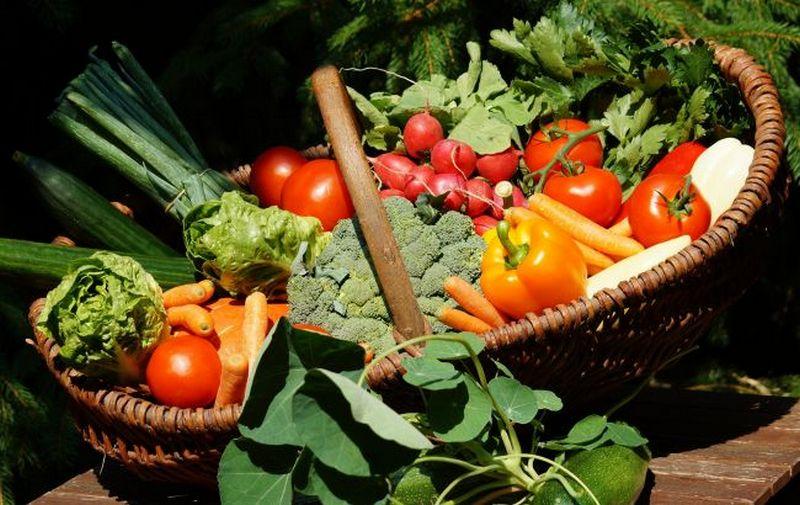 Названы фрукты и овощи, которые полезно есть с кожурой