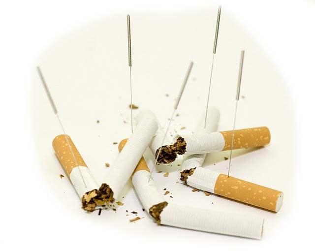 Иглотерапия, как способ бросить курить