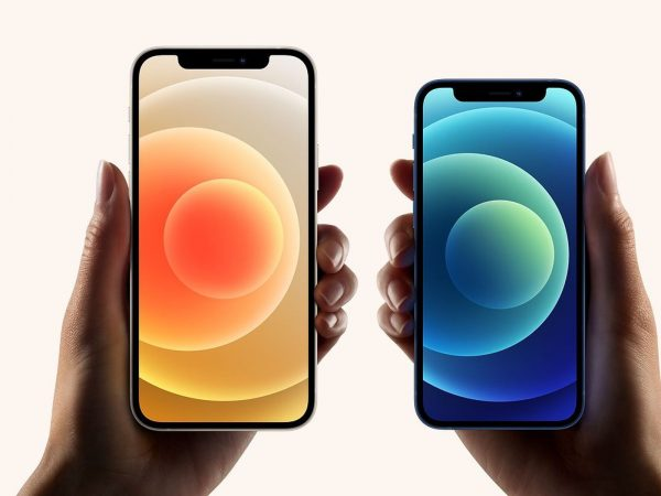 iPhone 12 mini в разных расцветках и с разным объемом памяти по выгодным ценам