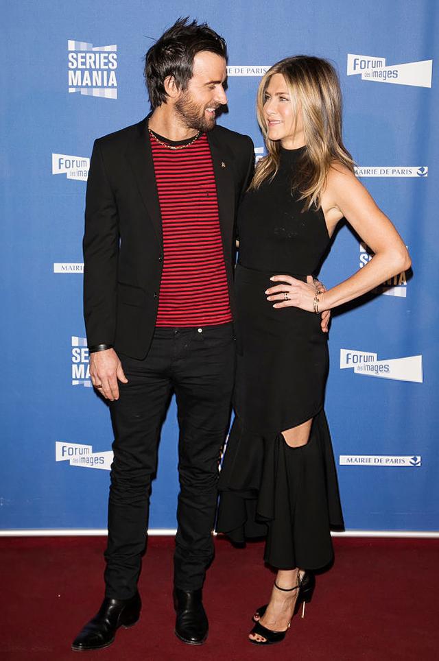 Джастин Теру впервые о разводе с Дженнифер Энистон: «Это было очень нежное расставание»