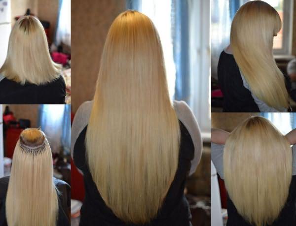 Продажа волос в Киеве