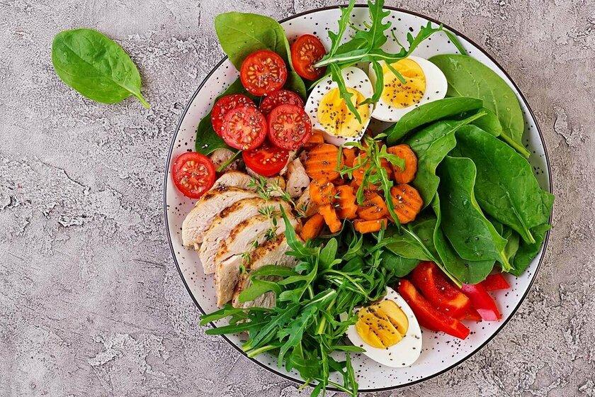 Кетодиета: недельное меню для тех, кто хочет попробовать популярный способ похудения
