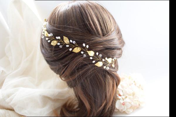 Идеальные украшения для волос невесты