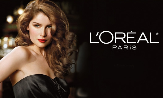 Один из лучших брендов французской косметики Лореаль