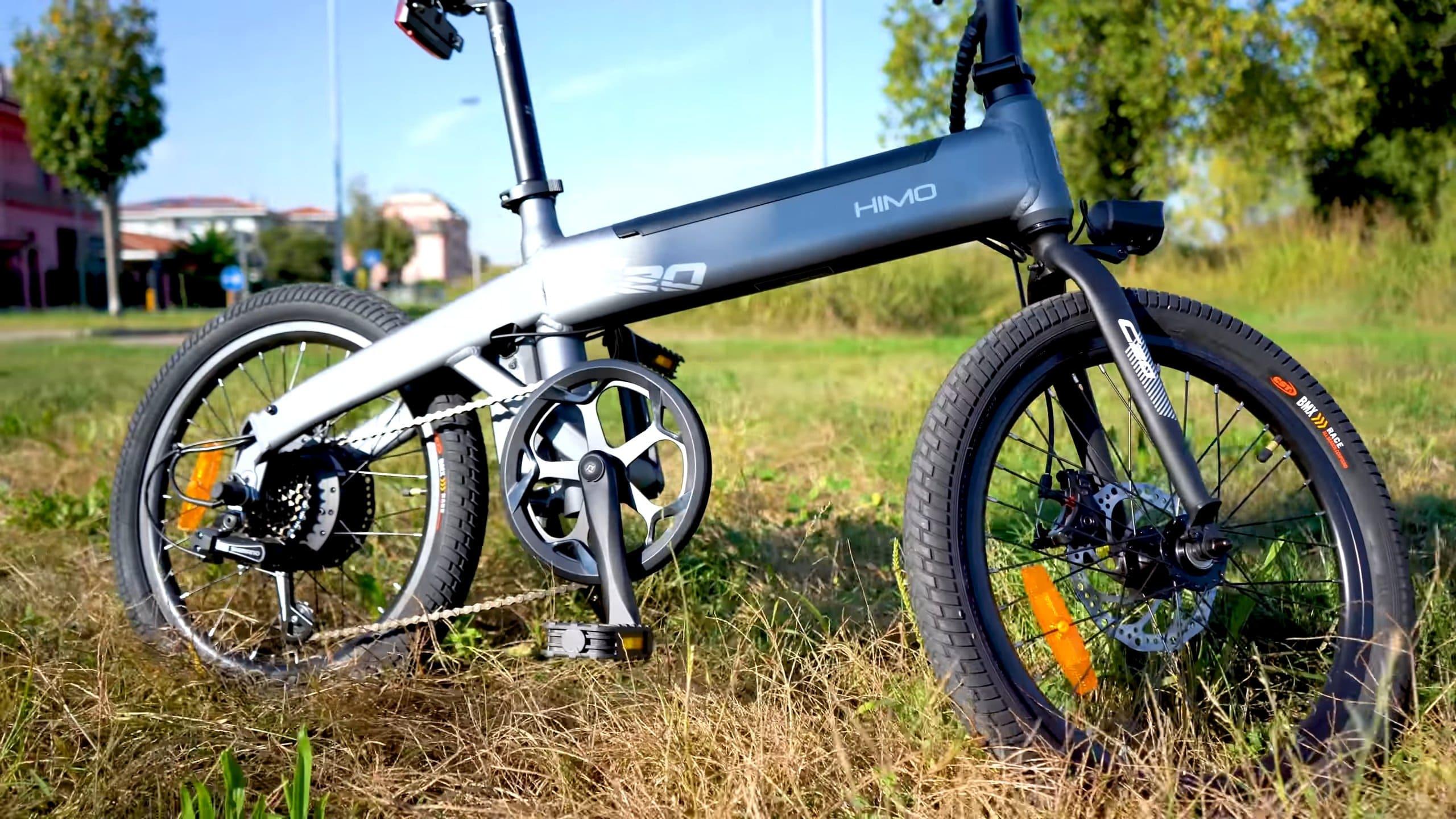 Различные модели велосипедов в интернет-магазине