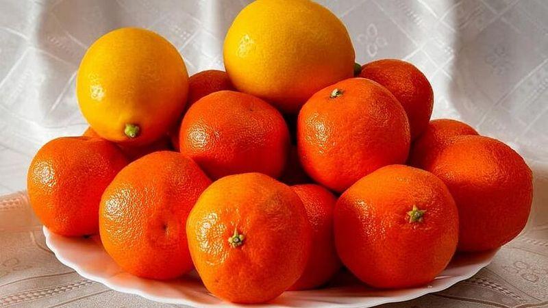 Медики назвали допустимую ежедневную норму мандаринов