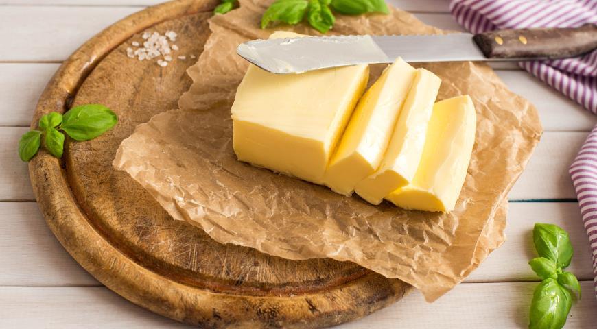 Диетологи рассказали о пользе сливочного масла при похудении