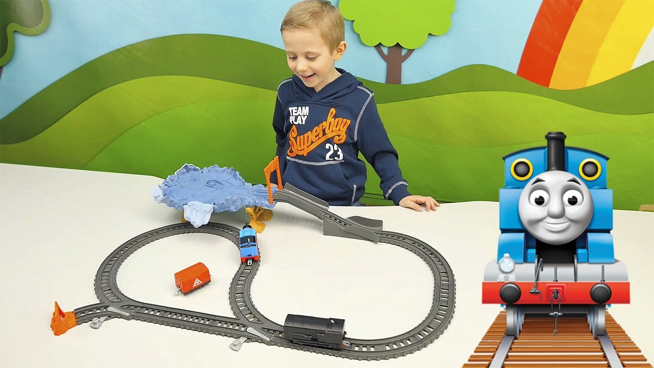 Качественные железные дороги и поезда для вашего ребенка