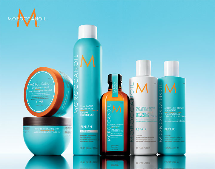 Moroccanoil – эффективное восстановление волос