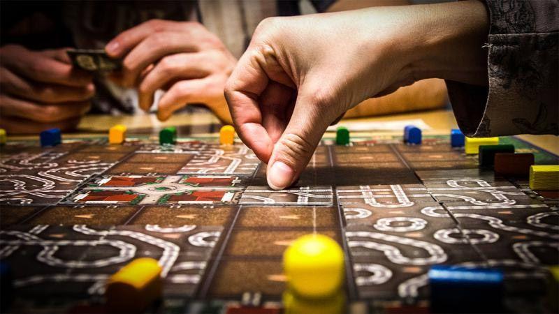 Качественные и интересные настольные игры