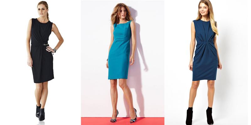 Большой выбор офисных платьев