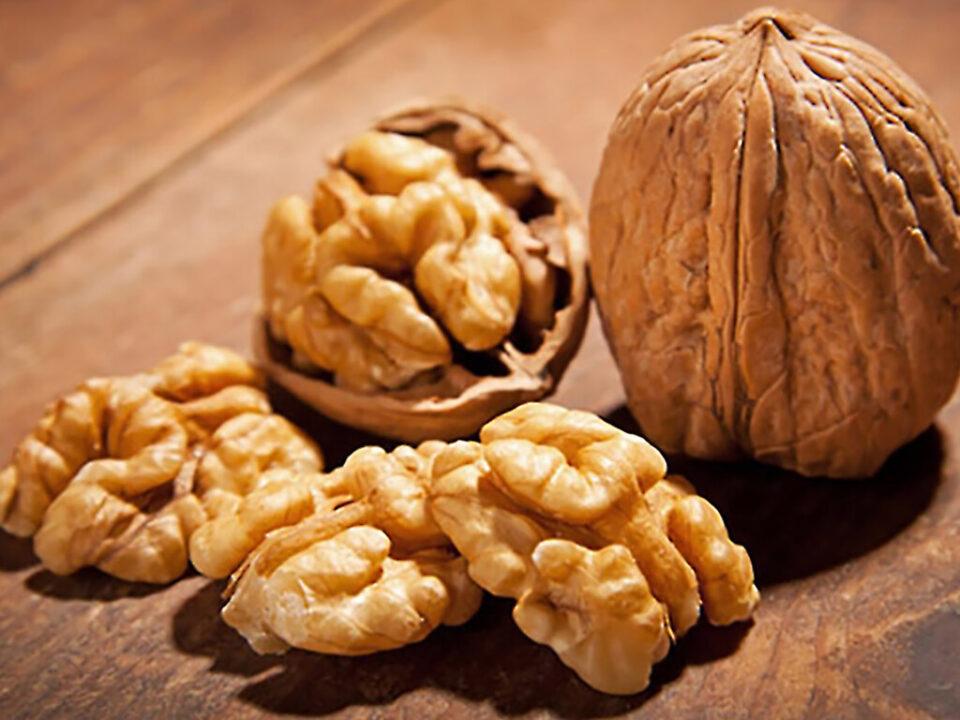 Названы целебные свойства грецких орехов