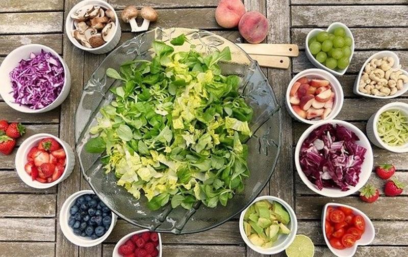Названа ежедневная норма употребления овощей и фруктов