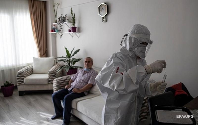 Ученые показали еще один симптом коронавируса