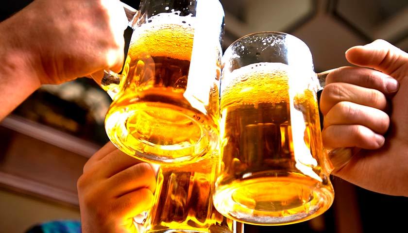 Курьерская доставка вкусного пива к вашим дверям