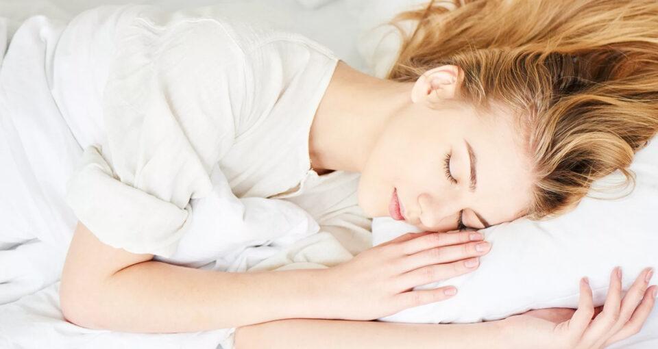 Четыре простых приема для тех, кто хочет худеть во сне
