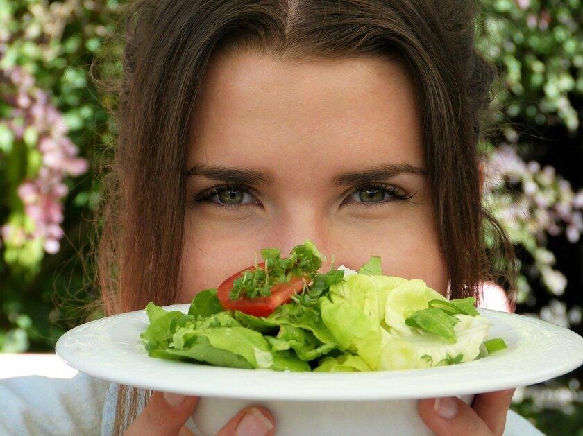 Пять продуктов, помогающих сохранить зрение