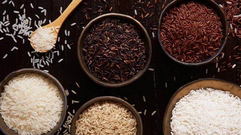 Названы самые полезные виды риса