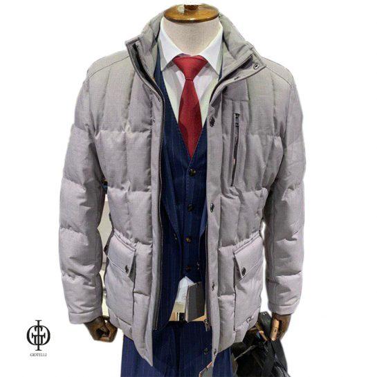 Качественная и теплая зимняя куртка для мужчины от бренда «GIOTELLI»