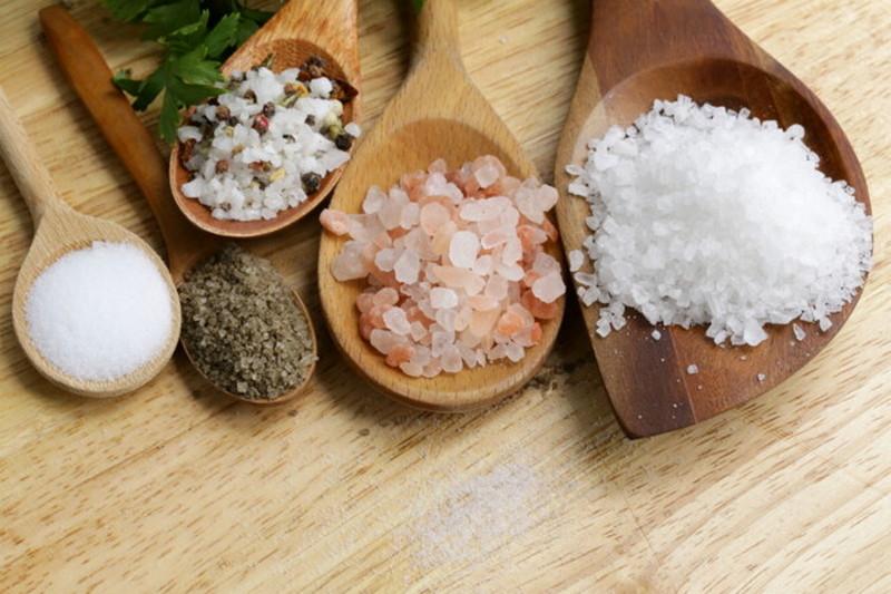 Названы самые полезные виды соли