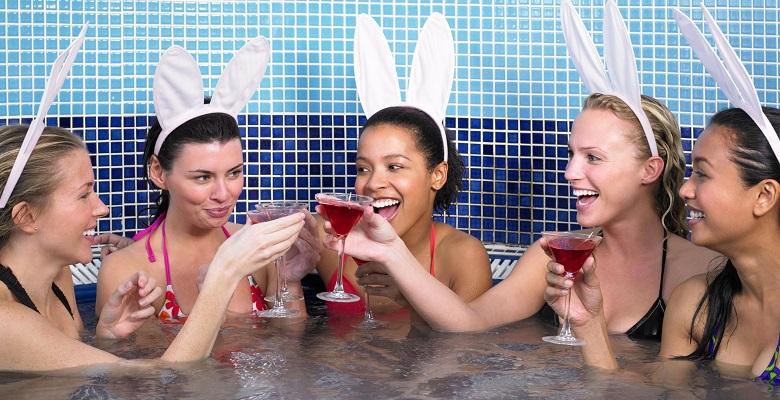 Вечеринка в сауне – лучший способ развлечения