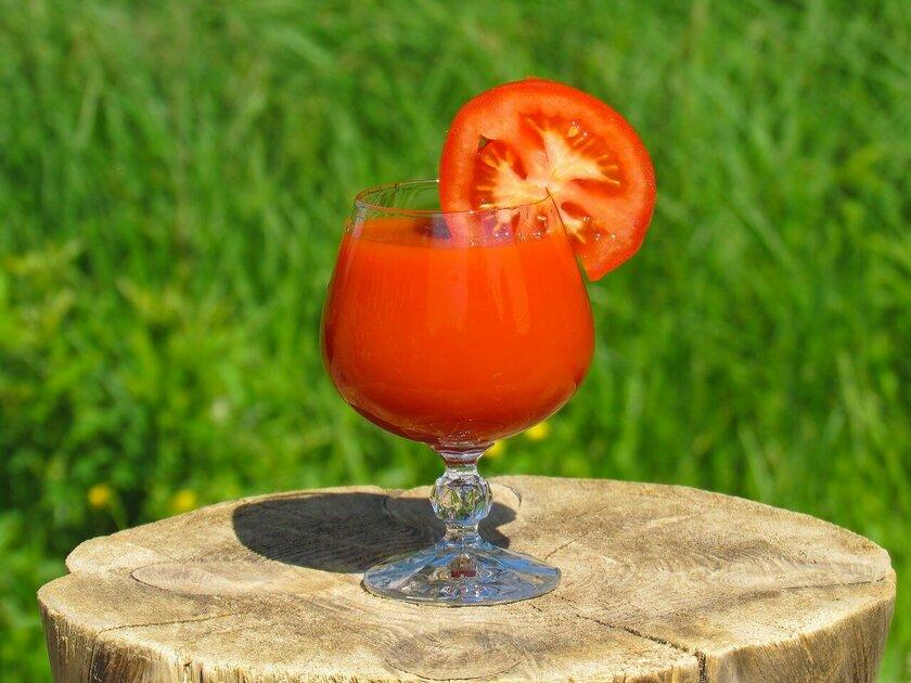 Назван сок, помогающий снизить артериальное давление
