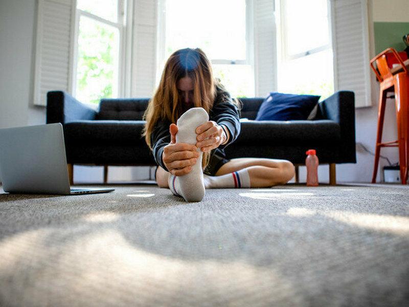 Названы причины, по которым домашние тренировки не эффективны