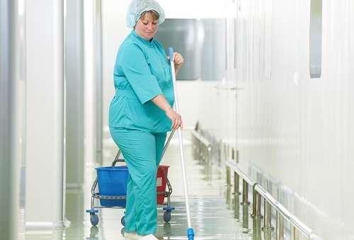 Значимость уборки и дезинфекции помещений