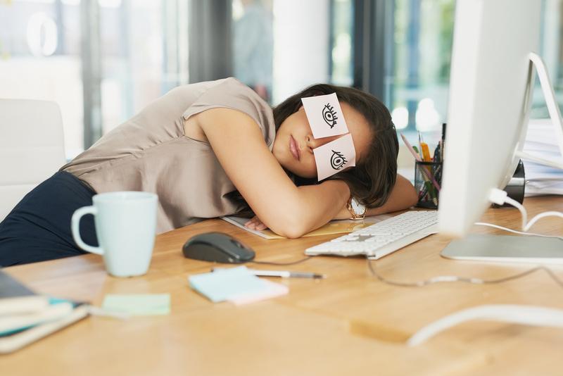 Пять способов преодолеть хроническую усталость