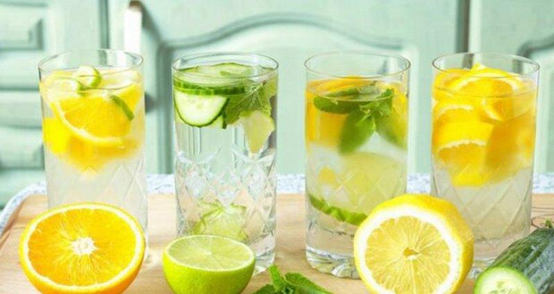 Как изменит организм привычка пить натощак воду с лимоном