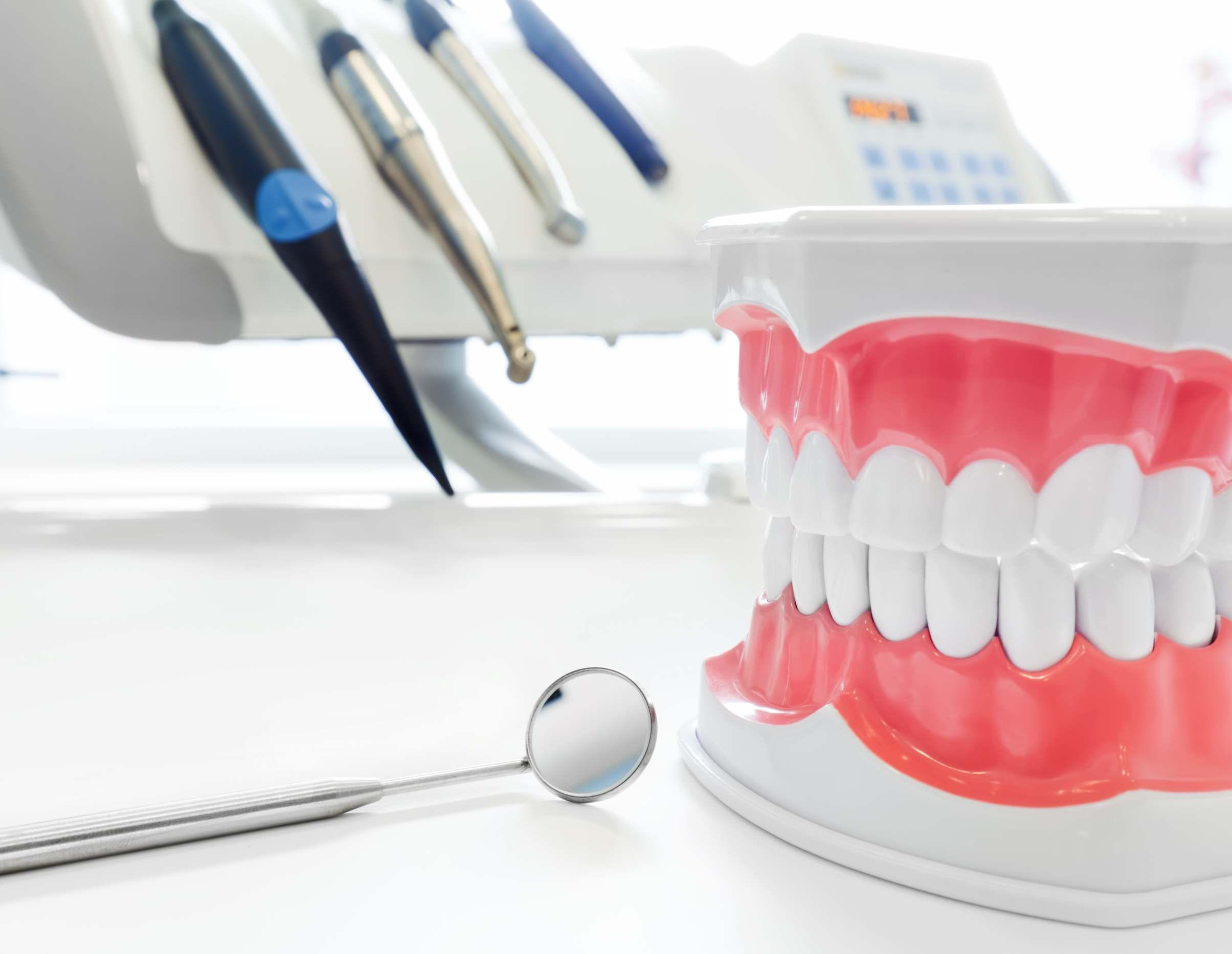 Все услуги стоматологии на одной странице