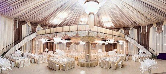 Идеальный банкетный зал для свадьбы в Харькове