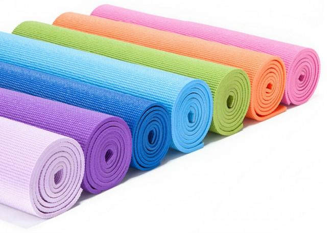Как выбрать лучший коврик для йоги